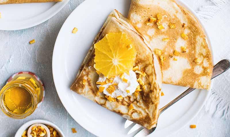 Gourmet und Wellness Hotel Frühstück