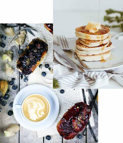 Wellnessurlaub im Bayerischen Wald - unser Frühstück am morgen