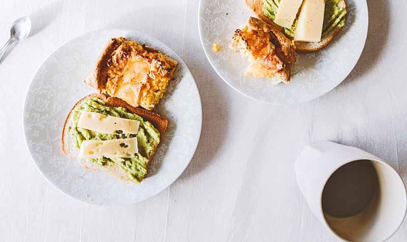Gourmet und Wellness Hotel Snack am Nachmittag