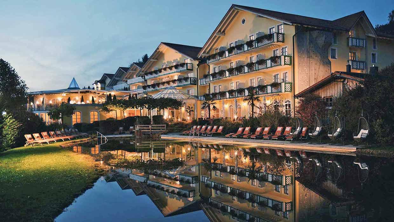 Wellnesshotel Bayern Der Perfekte Urlaub Im Bayerischer Wald