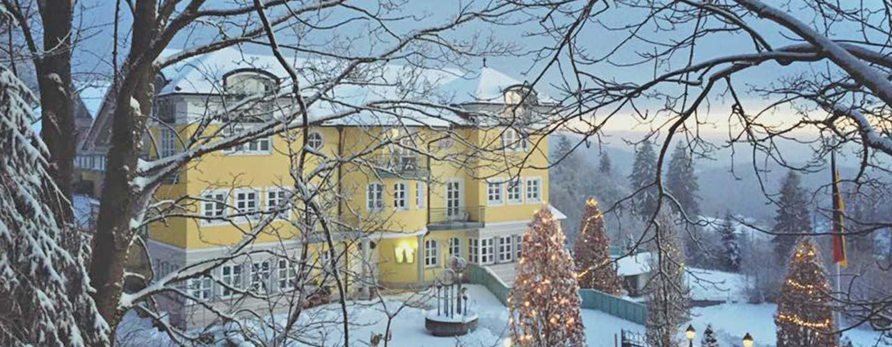 Winterzeit im Wellnesshotel Angerhof im Bayerischen Wald