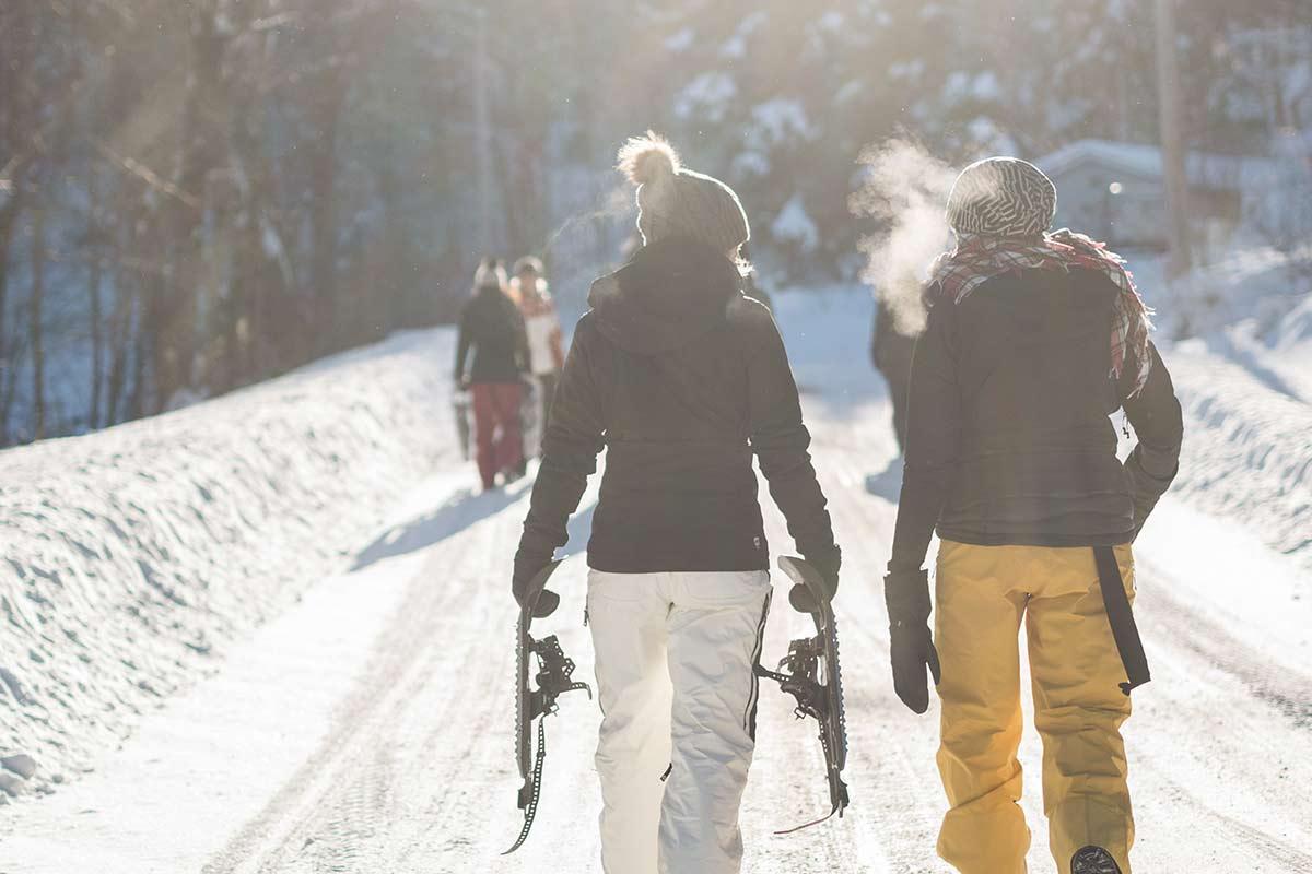 Winterwanderung mit Schneeschuhen