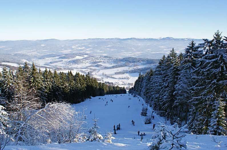 Winterwoche im Bayerischen Wald