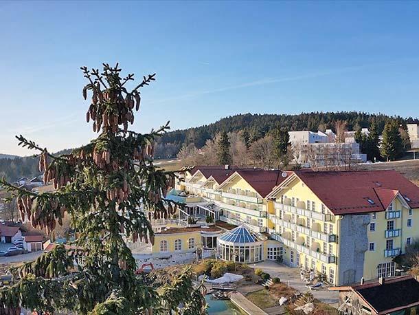 Hotelerweiterung 2019