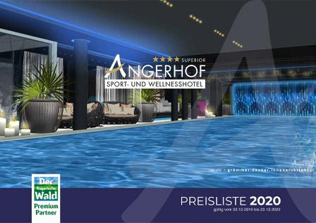 Angerhof Preisliste 2020 zum download